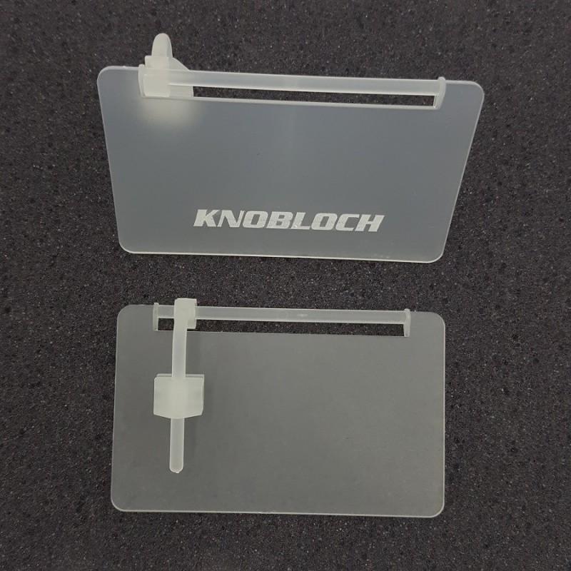 Cache latéraux Translucide Knobloch