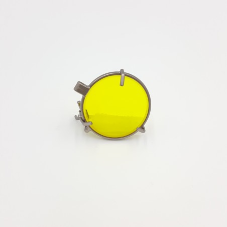 Filtre Jaune Champion 32mm