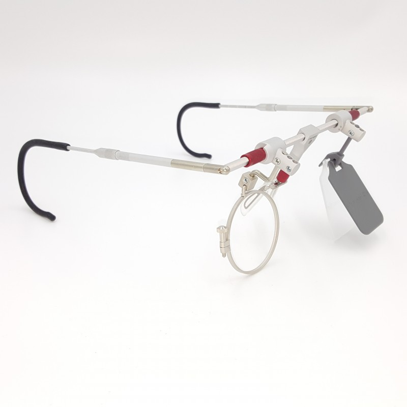 Lunette de tir Champion Olympic Rouge